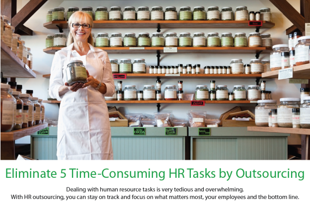 Time-Consuming HR Tasks